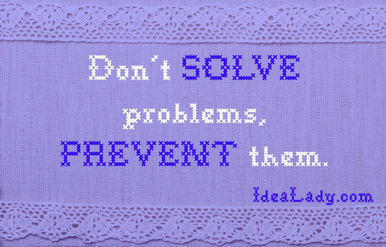 prevent-problems